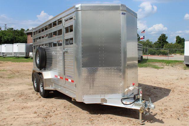 2019 Eby MAVERICK LS Livestock Cattle CONROE, TX 2