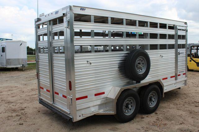 2019 Eby MAVERICK LS Livestock Cattle CONROE, TX 27
