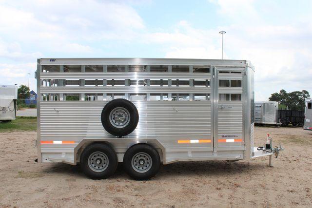 2019 Eby MAVERICK LS Livestock Cattle CONROE, TX 28