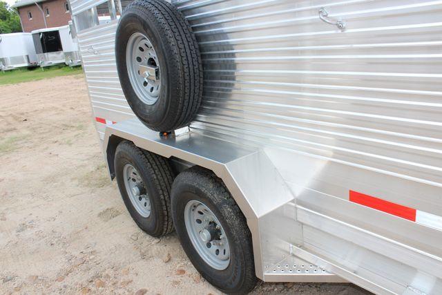 2019 Eby MAVERICK LS Livestock Cattle CONROE, TX 29