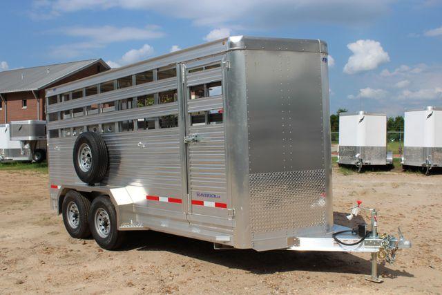 2019 Eby MAVERICK LS Livestock Cattle CONROE, TX 32
