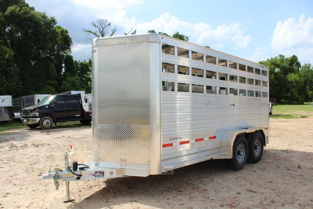 2019 Eby MAVERICK LS Livestock Cattle CONROE, TX 9