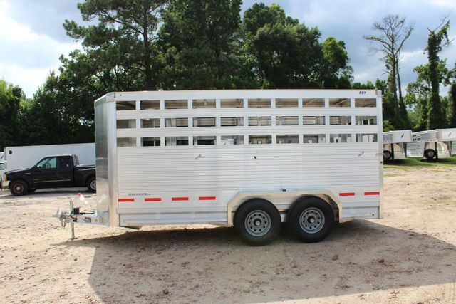 2019 Eby MAVERICK LS Livestock Cattle CONROE, TX 11