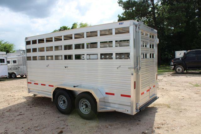 2019 Eby MAVERICK LS Livestock Cattle CONROE, TX 12