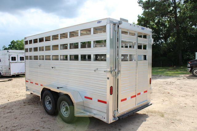 2019 Eby MAVERICK LS Livestock Cattle CONROE, TX 13