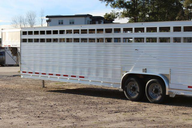 2019 Eby ROUGHNECK 32 X 8 Livestock Cattle Trailer CONROE, TX 9