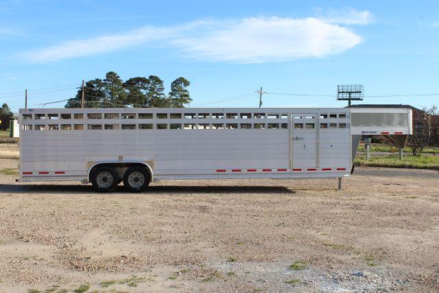 2019 Eby ROUGHNECK 32 X 8 Livestock Cattle Trailer CONROE, TX 20