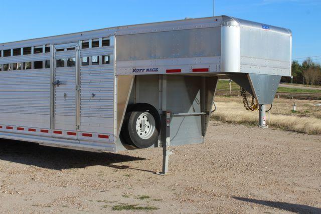 2019 Eby ROUGHNECK 32 X 8 Livestock Cattle Trailer CONROE, TX 2