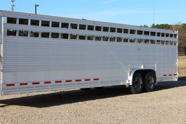 2019 Eby ROUGHNECK 32 X 8 Livestock Cattle Trailer CONROE, TX 5