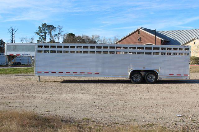 2019 Eby ROUGHNECK 32 X 8 Livestock Cattle Trailer CONROE, TX 7