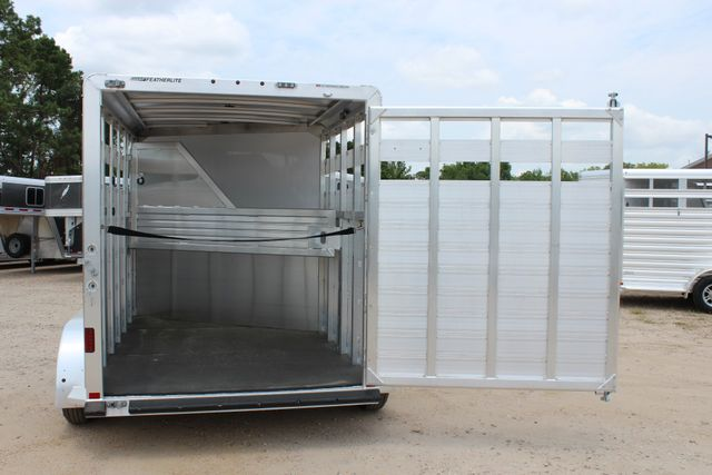 2019 Featherlite 9651 STOCK STYLE 2H SLANT LOAD WITH DRESSING ROOM CONROE, TX 12