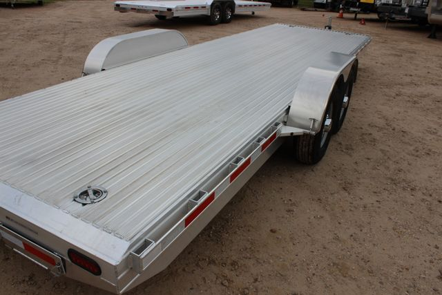 2019 Featherlite 3110 - 24 24' OPEN CAR HAULER RAISED DECK 7K DEXTER AXLES CONROE, TX 19