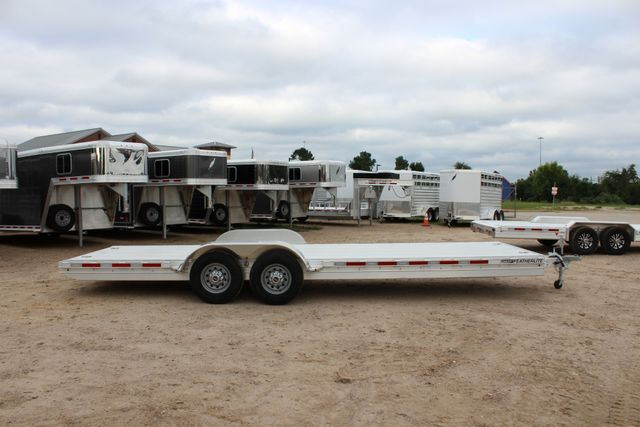 2019 Featherlite 3110 - 24 24' OPEN CAR HAULER RAISED DECK 7K DEXTER AXLES CONROE, TX 22