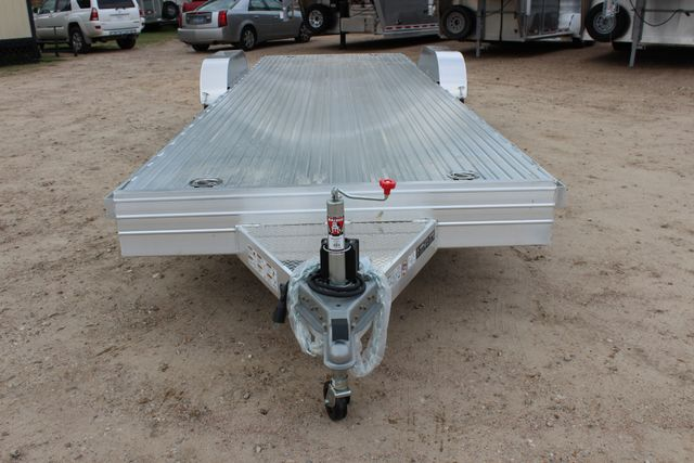 2019 Featherlite 3110 - 24 24' OPEN CAR HAULER RAISED DECK 7K DEXTER AXLES CONROE, TX 5