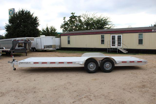 2019 Featherlite 3110 - 24 24' Car trailer DEXTER 7.0K TORSION CONROE, TX 10
