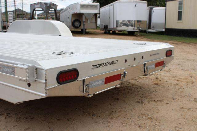 2019 Featherlite 3110 - 24 24' Car trailer DEXTER 7.0K TORSION CONROE, TX 14