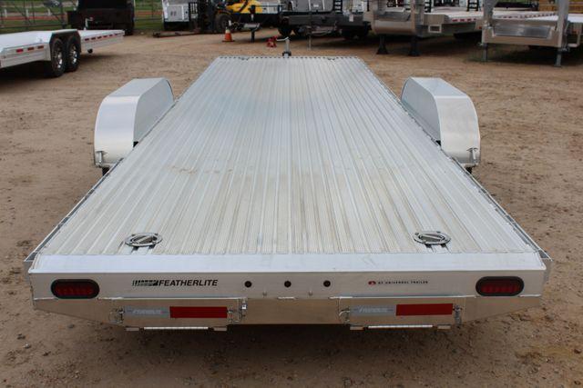 2019 Featherlite 3110 - 24 24' Car trailer DEXTER 7.0K TORSION CONROE, TX 15