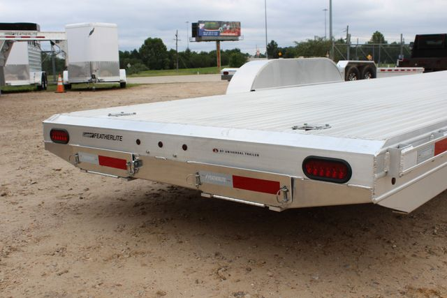 2019 Featherlite 3110 - 24 24' Car trailer DEXTER 7.0K TORSION CONROE, TX 16