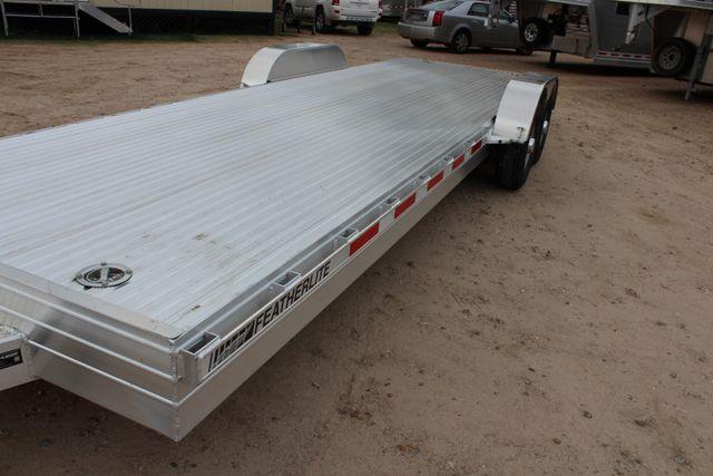 2019 Featherlite 3110 - 24 24' Car trailer DEXTER 7.0K TORSION CONROE, TX 7
