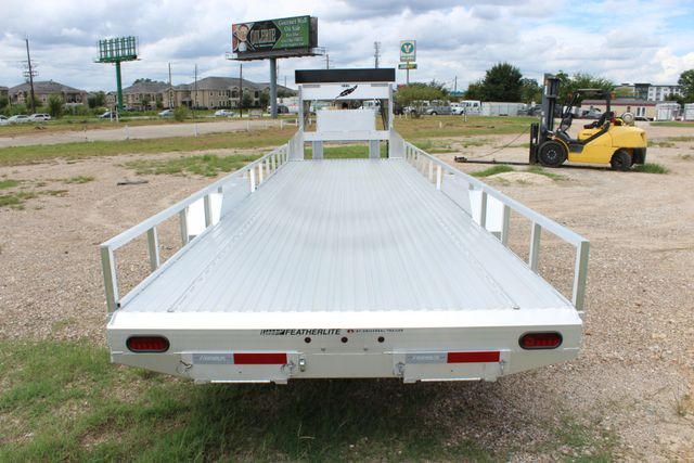 2019 Featherlite 3112 - 26' OPEN CAR TRAILER CONROE, TX 22