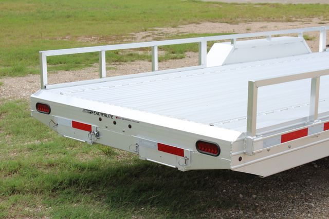 2019 Featherlite 3112 - 26' OPEN CAR TRAILER CONROE, TX 25