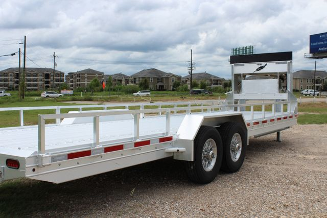 2019 Featherlite 3112 - 26' OPEN CAR TRAILER CONROE, TX 26