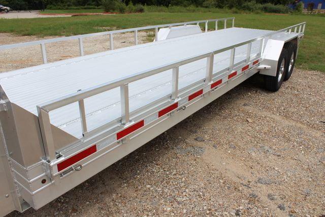2019 Featherlite 3112 - 26' OPEN CAR TRAILER CONROE, TX 9