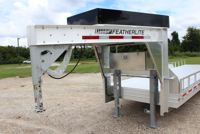 2019 Featherlite 3112 - 26' OPEN CAR TRAILER CONROE, TX 6
