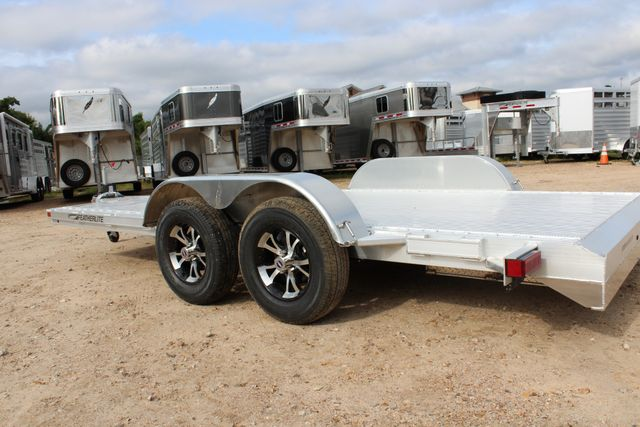 "2019 Featherlite 3182 - 16 16' OPEN CAR HAULER 83.5"" WIDE DECK ALUMINUM WHLS CONROE, TX 10"