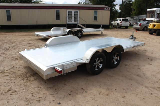 "2019 Featherlite 3182 - 16 16' OPEN CAR HAULER 83.5"" WIDE DECK ALUMINUM WHLS CONROE, TX 15"