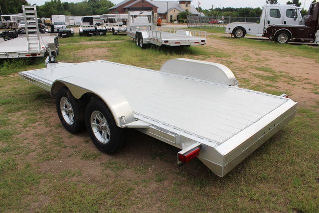 2019 Featherlite 3182 - 16 16' OPEN CAR HAULER WITH ALUMINUM WHEELS CONROE, TX 10