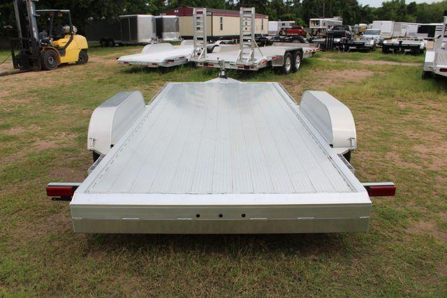 2019 Featherlite 3182 - 16 16' OPEN CAR HAULER WITH ALUMINUM WHEELS CONROE, TX 11