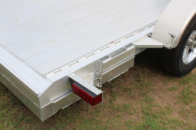 2019 Featherlite 3182 - 16 16' OPEN CAR HAULER WITH ALUMINUM WHEELS CONROE, TX 12