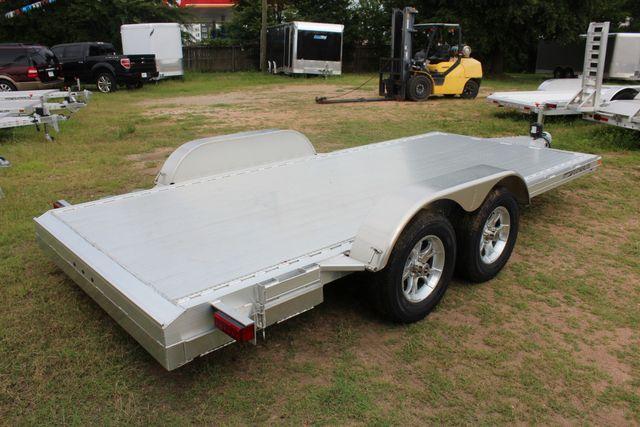 2019 Featherlite 3182 - 16 16' OPEN CAR HAULER WITH ALUMINUM WHEELS CONROE, TX 13