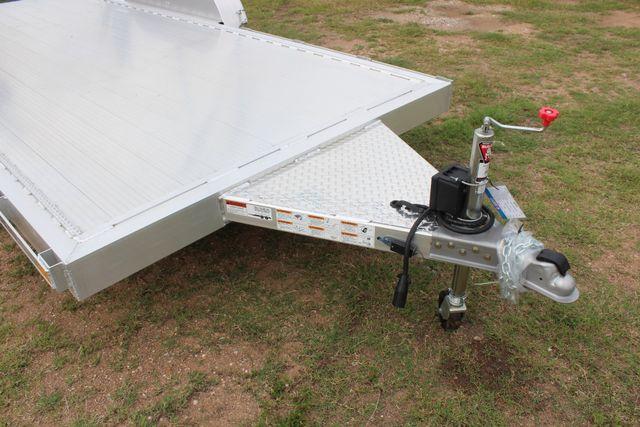 2019 Featherlite 3182 - 16 16' OPEN CAR HAULER WITH ALUMINUM WHEELS CONROE, TX 2