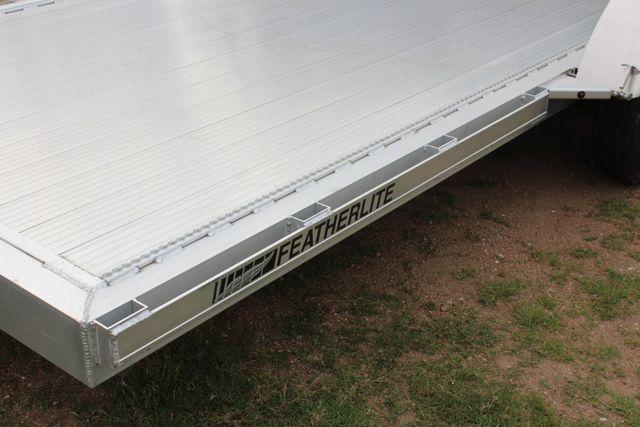 2019 Featherlite 3182 - 16 16' OPEN CAR HAULER WITH ALUMINUM WHEELS CONROE, TX 6