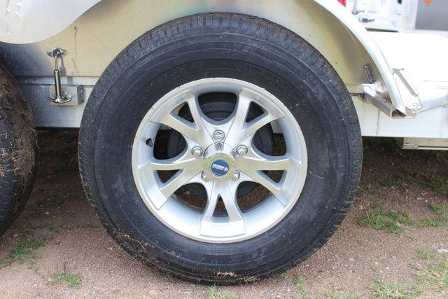 2019 Featherlite 3182 - 16 16' OPEN CAR HAULER WITH ALUMINUM WHEELS CONROE, TX 9