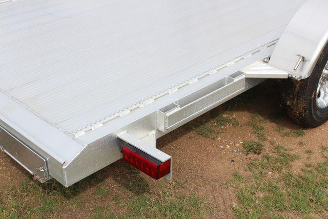2019 Featherlite 3182 - 18 18' OPEN CAR HAULER WITH ALUMINUM WHEELS CONROE, TX 11