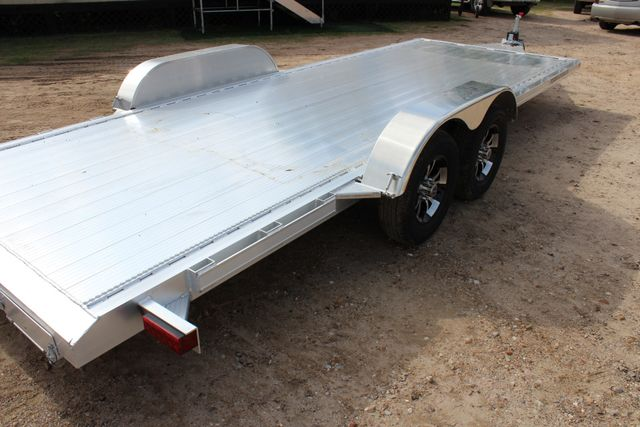 2019 Featherlite 3182 20' OPEN CAR TRAILER CONROE, TX 15