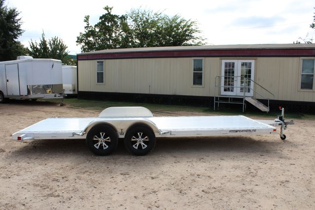 2019 Featherlite 3182 20' OPEN CAR TRAILER CONROE, TX 17