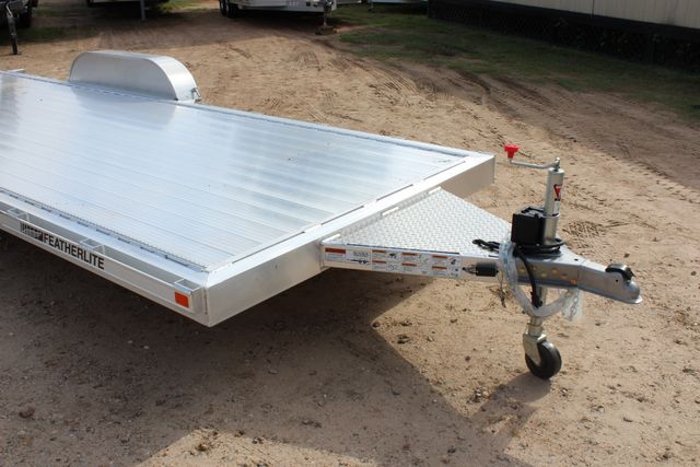 2019 Featherlite 3182 20' OPEN CAR TRAILER CONROE, TX 2