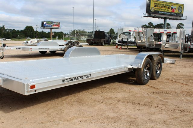 2019 Featherlite 3182 20' OPEN CAR TRAILER CONROE, TX 5