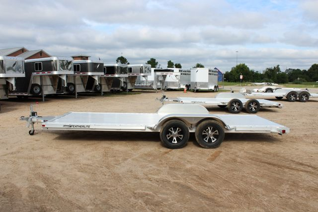 2019 Featherlite 3182 20' OPEN CAR TRAILER CONROE, TX 8