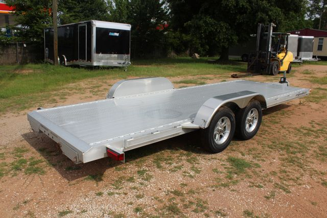 2019 Featherlite 3182 20' OPEN CAR HAULER WITH ALUMINUM WHEELS CONROE, TX 15