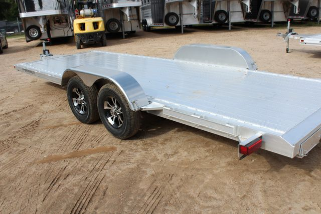 2019 Featherlite 3182 20' OPEN CAR TRAILER - BUMPER PULL CONROE, TX 10