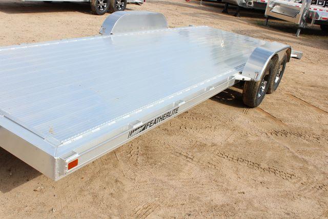 2019 Featherlite 3182 20' OPEN CAR TRAILER - BUMPER PULL CONROE, TX 6