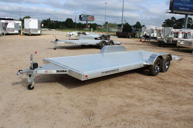 2019 Featherlite 3182 20' OPEN CAR TRAILER - BUMPER PULL CONROE, TX 7