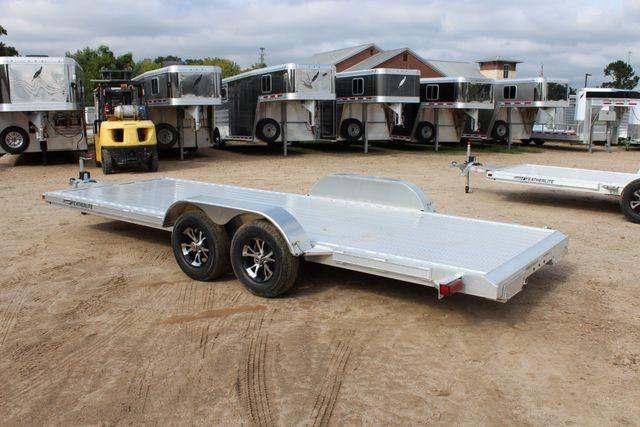 2019 Featherlite 3182 20' OPEN CAR TRAILER - BUMPER PULL CONROE, TX 9