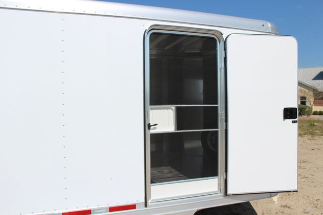 2019 Featherlite 4926 24' - ENCLOSED CAR HAULER BUMPER PULL WITH SPARE CONROE, TX 18