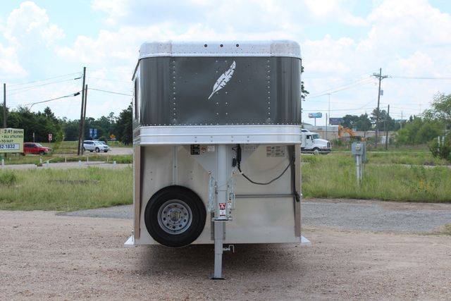 2019 Featherlite 8413 - STOCK/ COMBO 20' - Straight Wall Tack CONROE, TX 4
